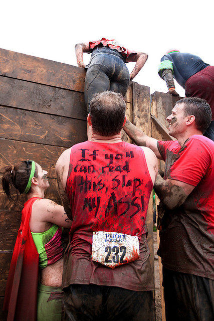 Fitness Tough Mudder Minnesota