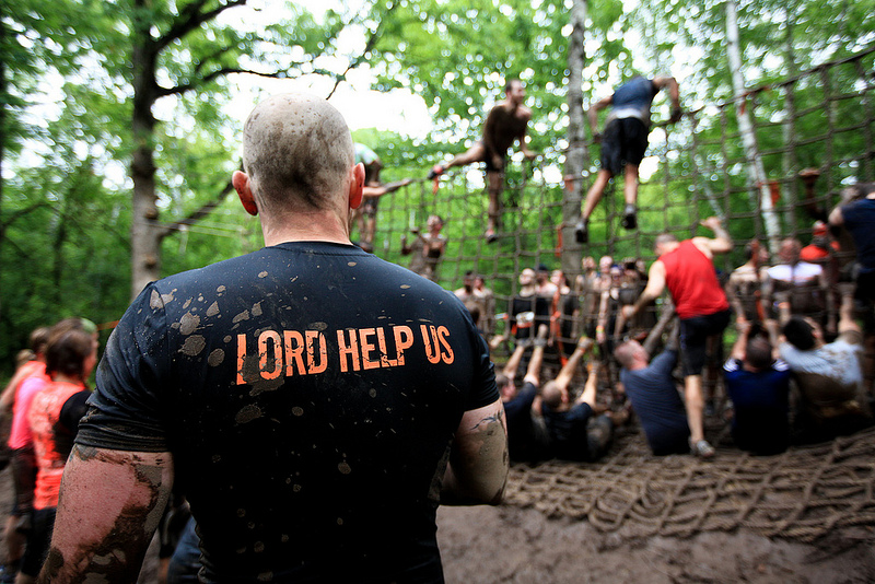 Fitness Tough Mudder Minnesota - Twin Cities 2012