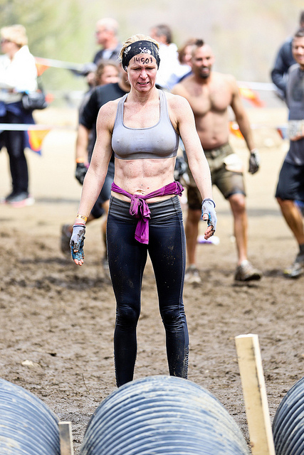 Fitness Tough Mudder Vermont 2012