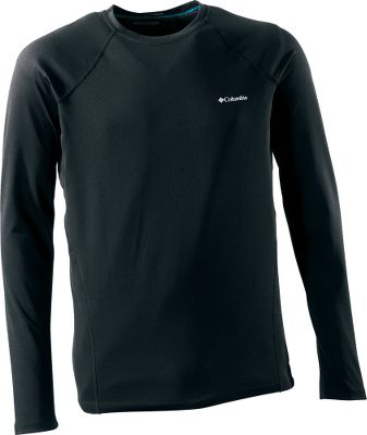 Hunting Thermal-reflective Omni-Heat and Omni-Wick advanced evaporation technologies join to make this mid-weight base-layer top among the best you'll find anywhere. Form-fitting, four-way comfort-stretch polyester/elastane with ergonomic seam placement. Antimicrobial treated to combat odors. Machine washable. Imported. Sizes: S-2XL.Color: Black. - $55.00