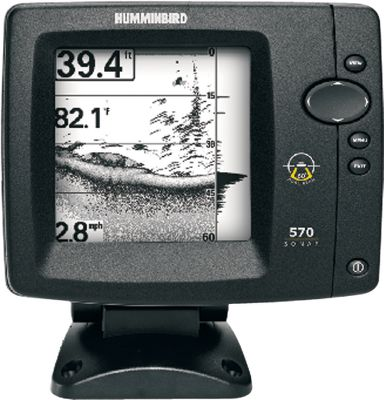 Motorsports 12-level grayscale, 5 LCD 640x320-pixel display Premium DualBeam sonar 2,000-watt peak-to-peak power High-sensitivity Sonar Echo Enhancement Accelerated Real-Time Sonar Fish ID+ with Target Depth or View Sonar Returns Tilt-and-swivel quick-disconnect mounting system One-Touch 2X, 4X, 6X or 8X split-screen zoom Temperature sensor included - $174.88