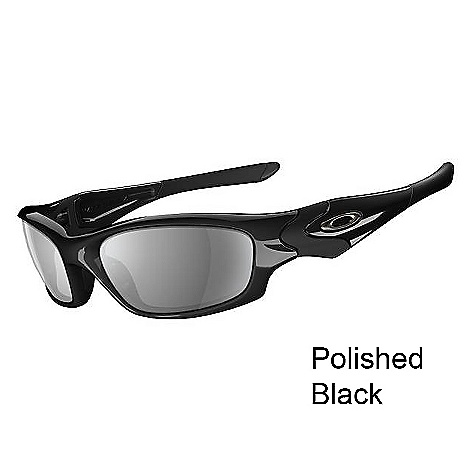 Entertainment Free Shipping. Oakley Straight Jacket Sunglasses FEATURES of the Oakley Straight Jacket Sunglasses Durability and all-day comfort of lightweight, stress-resistant O matter frame material Comfort and Performance of Three-Point Fit that holds lenses in precise optical alignment Optical precision and impact resistance meet ANSI Z87.1 optical and basic impact standards UV protection of Plutonite lens material that filters out 100% of UVA / UVB / UVC and harmful blue light up to 400 nm Includes Oakley's proprietary smudge proof Hydrophobic coating which resists water, oils perspiration and dust Patented hydrophilic Unobtainium earsocks and nosepads ensure a snug, secure fit, and increase grip with perspiration Metal icon accents Designed for medium faces Glare reduction and tuned light transmission of Iridium lens coating - $140.00