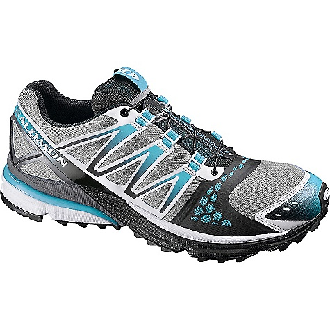 Camp and Hike Free Shipping. Salomon Women's XR Crossmax Neutral Shoe The SPECS Weight: (Size 7 US) 280G/9.9 OZ Upper: Friction free lace eyelet, Sensifit, Lace pocket, Sensiflex, Quicklace Women's specific last Stretch air mesh Lining material: Textile Midsole construction: TRIPLE DENSITY Molded EVA Outsole construction: Contagrip LT, Contagrip HA, OS Tendon Sockliner: OrthoLite - $129.95