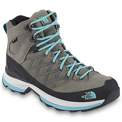 Camp and Hike Free Shipping. The North Face Women's Wreck Mid GTX Boot DECENT FEATURES of The North Face Women's Wreck Mid GTX Boot Upper: Waterproof nubuck and split suede upper Rubber toe cap and lateral mudguard for durability and protection Gore-Tex Extended Comfort Range waterproof, breathable membrane Mesh collar and tongue Welded TPU overlays on quarters for structure Northotic Pro 2.0 footbed Bottom: Dual-density, compression-molded EVA midsole with Cradle technology PU bottom-layer midsole provides durability, rebound and cushioning ESS forefoot protection pad Exclusive Vibram rubber outsole The SPECS Last: L\TNF-001N Approx Weight: 1/2 pair: 15.6 oz / 444 g, pair: 1 lb 15 oz / 888 g This product can only be shipped within the United States. Please don't hate us. - $149.95