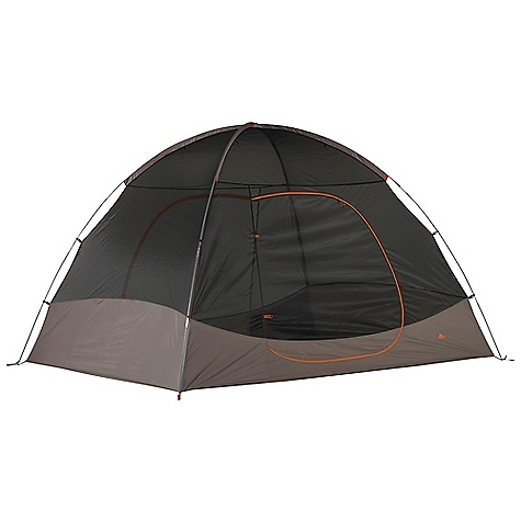 Camp and Hike Free Shipping. Kelty Acadia 6 Person Tent DECENT FEATURES of the Kelty Acadia 6 Person Tent Freestanding design Continuous pole-sleeve construction(6 Person) Clip and pole sleeve construction Taped floor seams ArcEdge floor Mesh wall panels Internal storage pockets Taped seams Side-release tent/fly connection Fly vents Noiseless zipper pulls Guyout points The SPECS Seasons: 3 Number of Doors: 2 Number of Vestibules: 2 Number of Poles: 3 Pole Type: Wrapped Fiberglass, Hybrid 4, 6 Wall: 68D Polyester Floor: 75D Polyester, 1800 mm Fly: 75D Polyester, 1800 mm Capacity : 6 person Minimum Weight: 14 lbs 3 oz / 6.7 kg Packaged Weight: 16 lbs / 7.3 kg Floor Area: 80 Square Feet / 7.4 Square Meter Vestibule Area: 33 + 13 Square Feet / 3.1 + 1.2 Square Meter Dimension: 120 x 96 x 74in. / 305 x 244 x 188 cm Packed Dimension: 8 x 28in. / 20.3 x 71.1 cm - $249.95