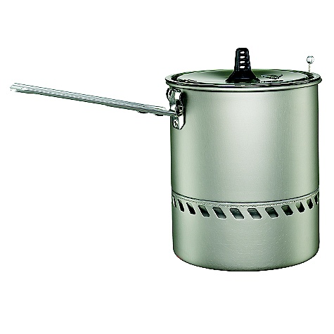 Free Shipping. MSR Reactor 1.7L Pot DECENT FEATURES of the MSR Reactor 1.7L Pot All-around performer with the capacity to boil water for two (at once) and melt snow fast. Includes clear, BPA-free Strainer Lid and folding/locking handle. Hard-anodized aluminum Proprietary heat exchanger that fully encloses the Reactor stove's radiant burner Windproof design maintains functionality in all conditions The SPECS Weight: 10.8 oz / 306 g Packed Size: 5.3 x 6.6 in / 13.5 x 16.8 cm Compatible with MSR Reactor Stove Only This product can only be shipped within the United States. Please don't hate us. - $79.95