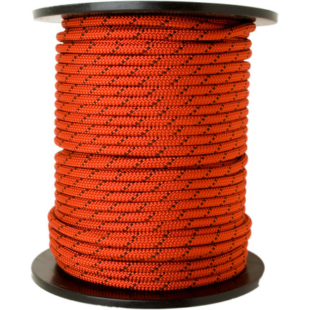 Climbing Triple-digit meters of rope is a lot to pack down a canyon or up a Himalayan peak, so it's a good thing the Mammut Performance Static Canyoneering Rope comes in a 9mm thickness option at only 51 g/m. - $199.90