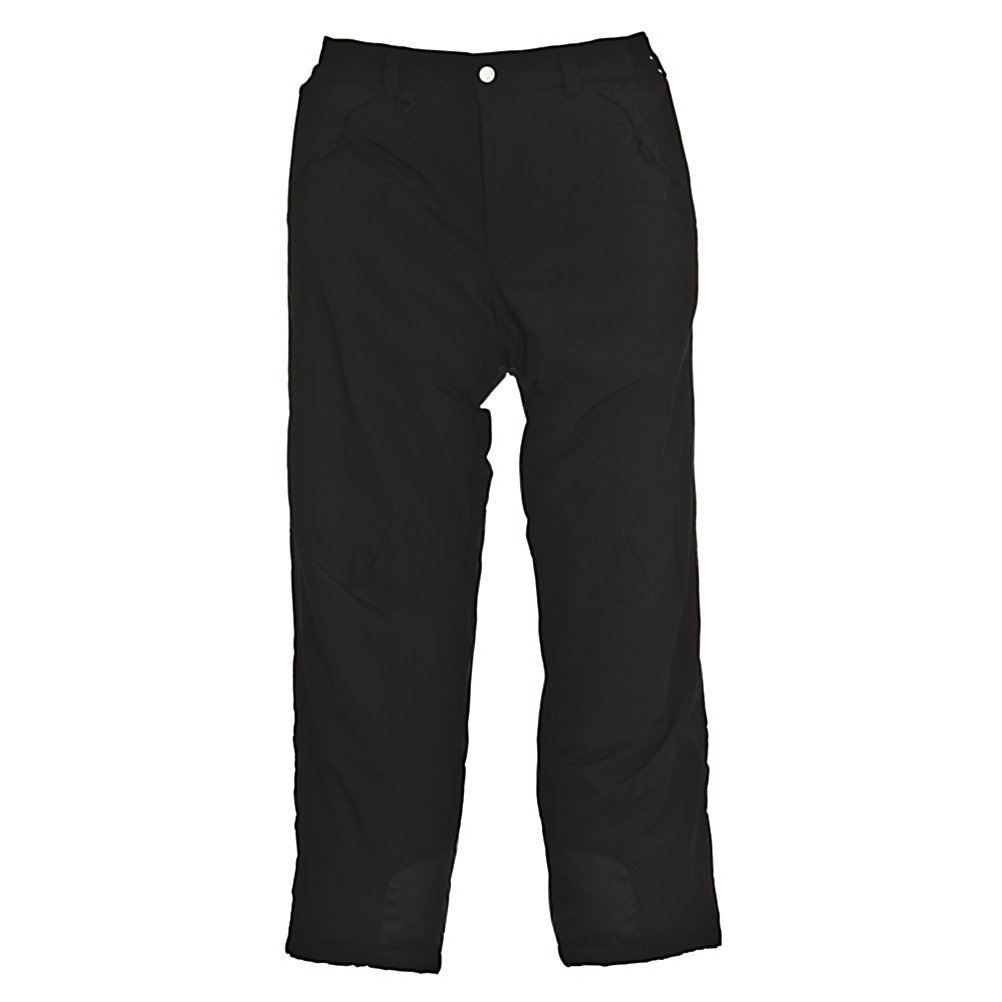 Ski White Sierra Insulated Mens Ski Pants - The White Sierra Insulated ski pant for men features a coated nylon construction that's both waterproof and breathable. The two hand warmer pockets offer a place to keep your hands warm and toasty, or just hold your keys and such. The partial elastic waist offers a comfortable all-around fit for all the different layers you may have to wear here in all weather conditions. Fully articulated knees, for complete movement with turn, jumps and other aggressive moves you make. . Exterior Material: Nylon, Softshell: No, Insulation Weight: 60g, Taped Seams: Critically Taped, Waterproof Rating: 5,000mm, Breathability Rating: 5,000g, Thigh Zip Venting: No, Suspenders: None, Articulated Knee: Yes, Cargo Pockets: No, Warranty: Other, Race: No, Waterproof: Moderately Waterproof (5000mm-19,999mm), Breathability: Moderate Breathability (4000g-8999g), Use: Ski, Type: Insulated, Cut: Regular, Lining Material: Nylon Taffeta, Waist: Elastic, Pockets: 3-4, Model Year: 2012, Product ID: 241975 - $29.99