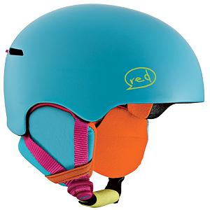 Ski R.E.D. Avid Grom G Girls Helmet - It is never too early to keep your kid safe when they hit the hill or pavement. The lightest weight kids helmet from R.E.D., the Avid Grom G, comes equipped with features that easily adjust to varying head shapes and weather conditions. Ready for year-round protection, the Avid Grom G is armed with an ultra lightweight in-molded polycarbonate shell that is ASTM 2040, CPSC and CE 1077B certified. Easily dial in the fit and customize the circumference of the liner with the Spin Fit System - an invaluable tool for growing heads! And since the Avid Grom G is a crossover helmet, meaning it can be worn in snow, as a skateboarding helmet or as a bike helmet, kids can wear this just a little bit longer than an average snow helmet would allow. Rider controlled, the Airvanced Ventilation allows the rider to control the climate inside of the helmet. The Avid Grom is a lightweight design that provides customizable comfort. First turns or the first push, protect your kids right to have fun with the Avid Grom G. . Certifications: ASTM 2040 and CE 1077B, Warranty: One Year, Gender: Girls, Special Features: Airvanced Ventilation, Race: No, Category: Half Shell, Audio: Not Compatible, Brim/Visor: No, Ventilation: Adjustable, Custom Fit Adjustment: Yes, Year Round Capable: Yes, Shell Construction: In Mold, Model Year: 2013, Product ID: 283919 - $44.88
