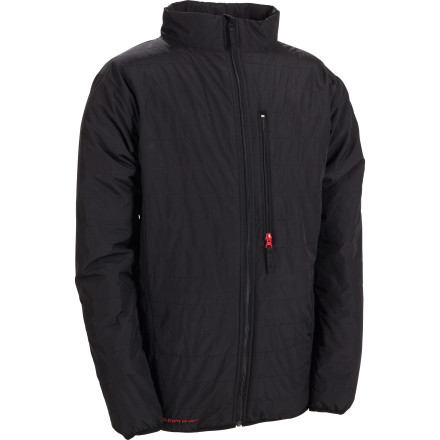 Snowboard The 686 Mannual Warp Packable Insulated Jacket makes an awesome layering piece on super cold days, and also works great as a weather-resistant jacket for around town. - $54.00