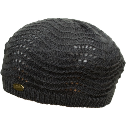 Surf Warm junior's head with the Billabong Posey Beanie 'cause a warm brain is a smart brain. - $8.78