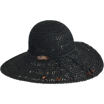 Surf The sun peeping through the woven brim on the Billabong Sun Shadow Hat casts intriguing shadows on your face, just as the high canopy plays on big cats roaming the jungle. Head out to the boardwalk in search of prey, whether it's a soft pretzel or an unsuspecting hottie. - $13.98