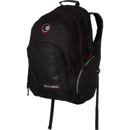 Camp and Hike Billabong Convoy Backpack - $59.45