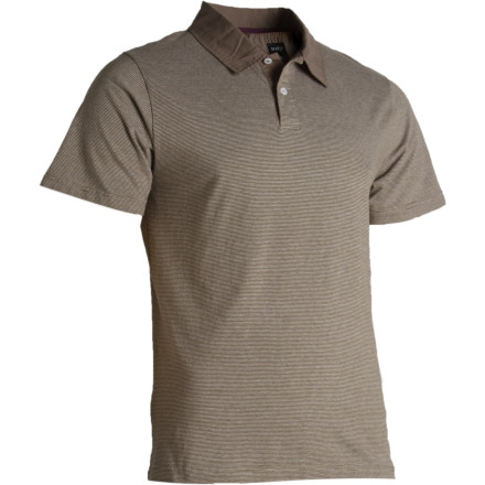 Cat lovers hate the Matix Men's Victrola Polo Shirt because it prefers dogs and it often orders the 'chicken' at the local Chinese restaurant. - $19.98