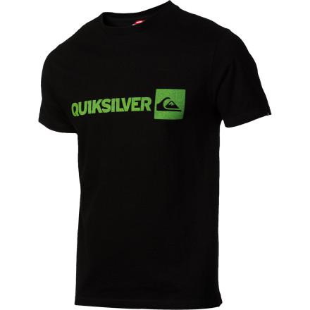 Surf Quiksilver Industry T-Shirt - Short-Sleeve - Men's - $18.00