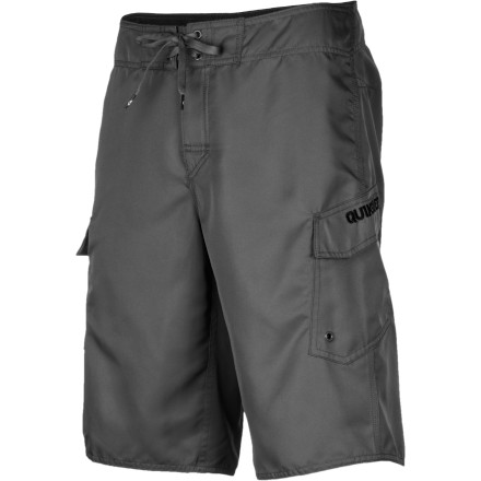 Surf We feel that Quiksilver Manic Board Shorts will please you greatly if you're into these kinds of things. We would never claim that they will magically enhance your athleticism or cause you to become irrationally euphoric. They are, after all, just board shorts. - $39.50