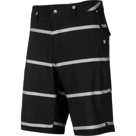 Surf After spending an hour debating whether the plural of platypus is platypuses or platypi, we really just don't have the energy to come up with something witty to say about the Quiksilver Platypus Hybrid Short. Wait, is it 'short' or 'shorts' .... - $48.60