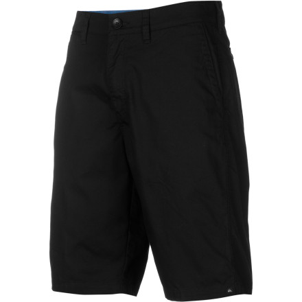 Surf The Quiksilver Rockefeller Short may or may not be the secret to becoming a multi-billionaire oil tycoon and beloved philanthropist. - $40.80