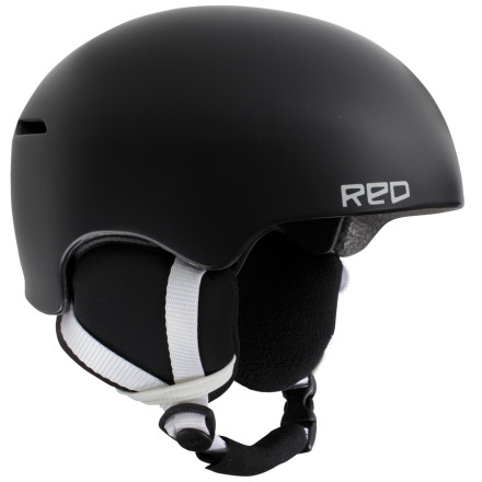 Snowboard The name of the Red Kids' Avid Helmet says it all\227if your kid spends most of his or her time on a snowboard, skis, skateboard, or bike then this is the one to protect that precious noggin. The Avid's super-lightweight and adjustable venting make it the ideal crossover helmet for growing grom to stay light on his or her feet and survive those spills that are bound to happen. - $35.72