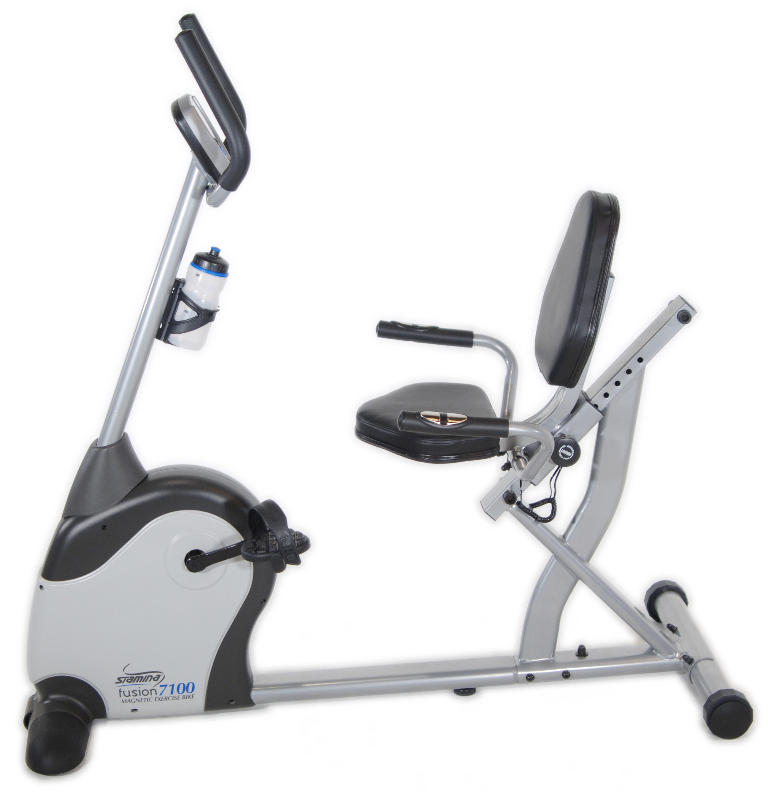 Stamina 7100 Magnetic Fusion Programmable Exercise Bike