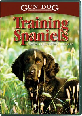 Hunting Pro trainer Kenneth C. Roebuck covers all of the techniques necessary for training springers and working cockers capable of hunting upland game and waterfowl. The major topics include: starting work; early retrieves; introduction to gunfire; multiple retrieves; whistle commands; manners; use of launchers; bird introduction; water work; and various hunting applications. 90 minutes. DVD. Subject: Dog Training. Type: Books & DVD's. Type: Dog Training DVDs. - $8.88