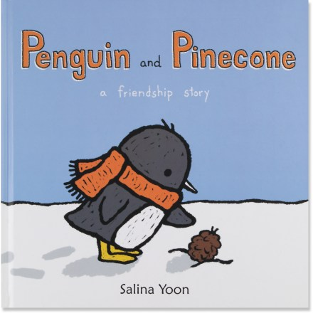 Perfect for a fireside evening, kids will be captivated by Penguin and Pinecone, a tale of friendship between unlikely characters. Bold illustrations hold the interest of younger non-readers. - $14.98