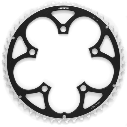Fitness This precision CNC-machined 7075/T6 chainring is built for performance road cranks. - $54.00