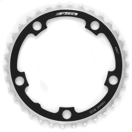 Fitness Precision CNC-machined 7075/T6 road chainring. - $19.93