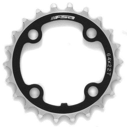 MTB This FSA Pro ATB mountain bike chainring is precision CNC-machined out of 7075/T6 aluminum for quick and easy shifting. - $5.93