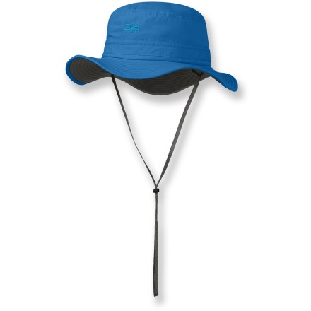 The Outdoor Research Sentinel hat helps protect youngsters from bug-borne misery and damaging sun exposure. - $24.93