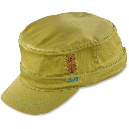 Sports Put a touch of military style in your step with the Pistil Ranger hat. - $30.00