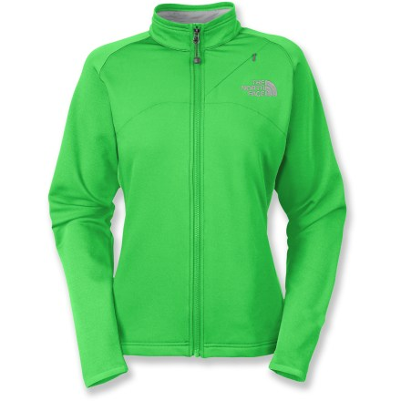 Camp and Hike This The North Face fleece jacket is a go-everywhere staple that you won't want to leave behind--wear it alone or underneath your shell parka. - $48.83