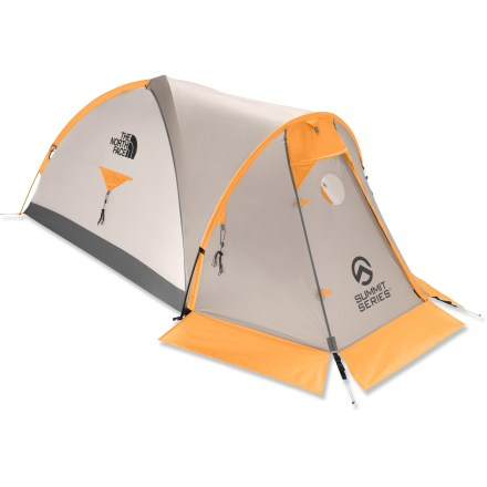 Camp and Hike The North Face Assault 2 tent is a highly technical, single-wall tent suited to serious alpine endeavors. It offers secure protection in any weather and is very lightweight. - $439.00
