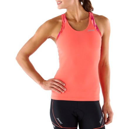 Fitness The Zoot Performance Racerback triathlon top is built ready to perform on training and race days. - $24.83