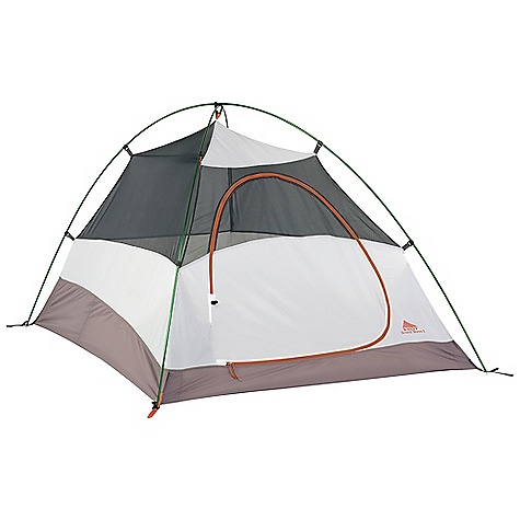 Camp and Hike Free Shipping. Kelty Grand Mesa 3 Person Tent DECENT FEATURES of the Kelty Grand Mesa 3 Person Tent Freestanding design Color coded clip construction Taped floor seams Gear-loft loops Mesh wall panels Internal storage pockets Noiseless zipper pulls Taped seams Side-release tent/fly connection Fly vents Noiseless zipper pulls Guyout points The SPECS Seasons: 3 Number of Doors: 1 Number of Vestibules: 1 Number of Poles: 2 Pole Type: DAC Pressfit Wall: 68D Polyester Floor: 68D Nylon, 1800 mm Fly: 75D Polyester 1800 mm Capacity: 3 person Minimum Weight: 5 lbs 12 oz / 2.61 kg Packaged weight: 7 lbs 4 oz / 3.29 kg Floor Area: 43.5 square feet / 4.04 square meter Vestibule Area: 8.75 square feet / 0.81 square meter Dimension: 88 x 74/69 x 48in. / 224 x 188/175 x 122 cm Packed Dimension: 7 x 22in. / 18 x 56 cm - $199.95
