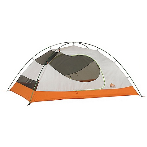 Camp and Hike Free Shipping. Kelty Gunnison 4 Person Tent DECENT FEATURES of the Kelty Gunnison 4 Person Tent Freestanding design Color coded clip construction Taped floor seams Gear-loft included ArcEdge Floor Mesh wall panels Internal storage pockets Jake's Foot pole attachment Noiseless zipper pullsFLY Taped seams Jakes Foot fly attachment Fly vents Welded clear windows Noiseless zipper pulls Guyout points The SPECS Seasons: 3 Number of Doors: 1(1 Person), 2(2,3,4 Person) Number of Vestibules: 1(1 Person), 2 (2,3,4 Person) Number of Poles: 2 Hubbed Pole Type: DCA Pressfit Wall: 68D Polyester, Dye Free Canopy, 40D No See-Um Mesh Floor: 70D Nylon, 1800 mm Fly: 75D Polyester, 1800 mm Capacity: 4 person Minimum Weight: 7 lbs 9 oz / 3.43 kg Packaged Weight: 8 lbs 15 oz / 4.05 kg Floor Area: 58 square feet / 5.3 square meter Vestibule Area:: 14 + 14 square feet / 1.3 + 1.3 square meter Dimension: 101 x 83 x 53in. / 257 x 211 x 135 cm Packed Dimension: 8 x 24in. / 20 x 61 cm - $289.95