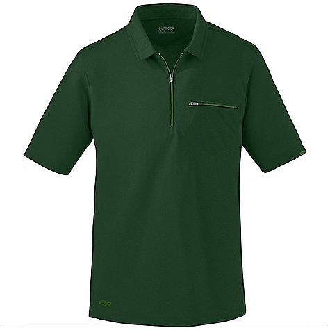 Free Shipping. Outdoor Research Men's Sequence S-S Polo DECENT FEATURES of the Outdoor Research Men's Sequence Short Sleeve Polo Lightweight Quick Drying Wicking 8in. Chest Zipper FreshGuard Odor Naturalization Raglan Sleeves Zippered Chest Pocket The SPECS Weight: (L): 7.1 oz / 202 g Fit: Trim Drirelease Wool: 88% polyester, 12% Merino Wool This product can only be shipped within the United States. Please don't hate us. - $64.95