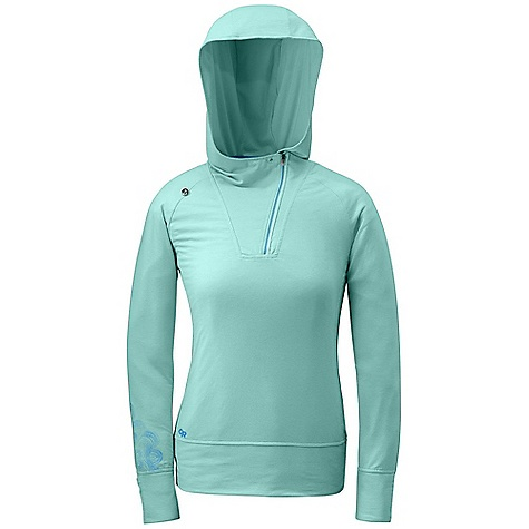 Free Shipping. Outdoor Research Women's Fresco Henley Top DECENT FEATURES of the Outdoor Research Women's Fresco Henley Top Lightweight Quick Drying Wicking Cotton-Like Feel Fresh Guard Odor Neutralization Fold-Over Mitt Cuffs Relaxed Fit Hood Zippered Hood Closure Hood Tack Back Button The SPECS Weight: (M): 9.7 oz / 275 g Fit: Standard Drirelease E.C.O: 83% recycled polyester, 15% organic cotton, 2% spandex This product can only be shipped within the United States. Please don't hate us. - $74.95