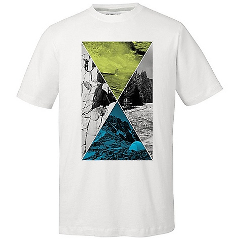 Outdoor Research Men's All Terrain Tee The SPECS Weight: (L): 6.4 oz / 180 g Fit: Standard 100% organic cotton This product can only be shipped within the United States. Please don't hate us. - $34.95