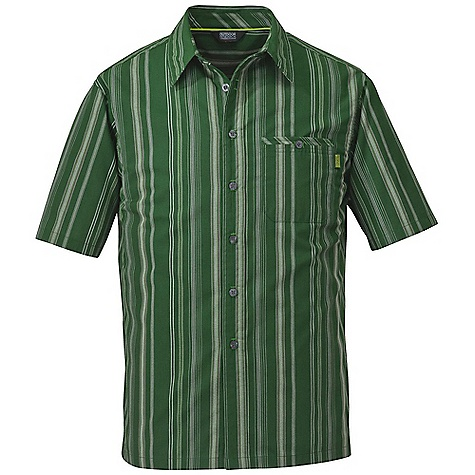 Free Shipping. Outdoor Research Men's Cragmatic SS Shirt DECENT FEATURES of the Outdoor Research Men's Cragmatic Short Sleeve Shirt Lightweight Quick Drying Wicking UPF 15 Cotton-Like Feel Front Button Closures Chest Button Pocket Straight Hem The SPECS Weight: (L): 6.5 oz / 185 g Fit: Standard Center Back Length: 29 1/4in. / 74 cm Drirelease Cotton: 85% polyester, 15% cotton This product can only be shipped within the United States. Please don't hate us. - $71.95