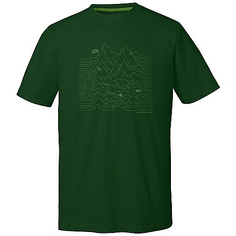 Outdoor Research Men's Headwaters Tech Tee DECENT FEATURES of the Outdoor Research Men's Headwaters Tech Tee Lightweight Quick Drying Wicking FreshGuard Odor Neutralization The SPECS Weight: (L): 6.4 oz / 180 g Fit: Standard Drirelease Cotton: 85% polyester, 15% cotton This product can only be shipped within the United States. Please don't hate us. - $38.95