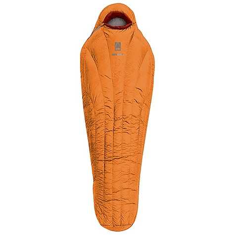 Camp and Hike On Sale. Free Shipping. Sierra Designs Cal 15 Sleeping Bag DECENT FEATURES of the Sierra Designs Cal 15 Sleeping Bag Patented vertical baffle construction Ergonomically shaped footbox Ultralight Jacket Hood Thermally efficient 40in. zipper Snag-free zipper tracks Zipper draft tube Draw cord at collar with captured cordlock Includes stuff and storage sacks The SPECS Temperature Rating: 15deg F / -9deg C Zipper Side: Left Fill: 800 Fill-Power Goose Dri Down Shell: 10D Nylon Ripstop Liner: 10D Nylon Ripstop The SPECS for Regular Trail Weight: 1 lb 13 oz Fits Up To: 6' Fill Weight: 19 oz Shoulder Girth: 62in. Hip Girth: 56in. Footbox Girth: 38in. Stuff Size: 7 x 15in. The SPECS for Long Trail Weight: 2 lbs Fits Up To: 6'6in. Fill Weight: 21 oz Shoulder Girth: 64in. Hip Girth: 58in. Footbox Girth: 40in. Stuff Size: 8 x 15in. - $415.96