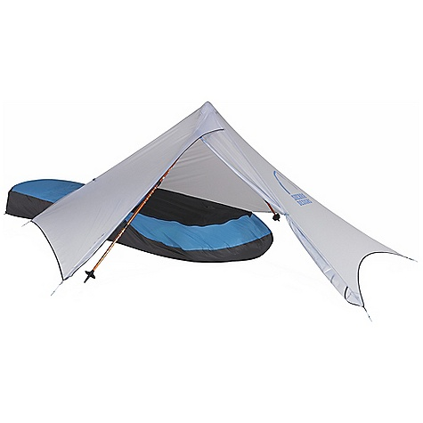 Free Shipping. Sierra Designs A.S.A.P. Bivy and Tarp DECENT FEATURES of the Sierra Designs A.S.A.P. Bivy and Tarp Bivy: Hybrid wpb bivy mesh bag U zipper Interior pad loops PVC free seam tape One size - fits long bags Tarp: Trekking pole pitch Adjustable height PVC free seam tape Guyline pockets 6 J stakes Envelope storage bag The SPECS Season: 4 Capacity: 1 Person Packed Dimension: 10 x 7in. / 25 x 18 cm The SPECS for Bivy Trail Weight: 1 lb 9 oz / 0.68 kg Packed Weight: 1 lb 12 oz / 0.77 kg Length: 84in. Width: 35in. Body: 15d WPB, 20 d mesh Floor: 40d nylon, 3000 mm The SPECS for Tarp Trail Weight: 1 lb / 0.45 kg Packed Weight: 1 lb 1 oz / 0.48 kg Area: 36 square feet Body: 20d Nylon 1500 mm - $259.95
