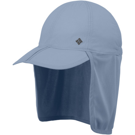 The outdoors awakens your cold, city-bound soul, but without the Columbia Bug Me Not Cachalot Hat protecting you from the sun and disease-transmitting insects, you wouldn't want to get out of your SUV. - $17.48