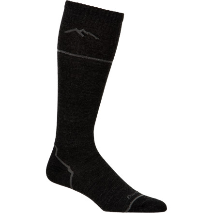 Ski If you wear precise-fitting ski boots, the Darn Tough Men's Merino Wool Over-The-Calf Ultra Light Ski Sock was made just for you. With ultralight fabric, this sock provides insulating warmth without sacrificing sensitivity, and with over 1,400 stitches per square inch, this sock is built to last. - $22.95