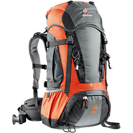 Camp and Hike Just cause the Youth Fox 30 Backpack is a kids pack doesnt mean Deuter skimped on any features. Your kid can adjust the torso length for a comfortable fit day after day, and year after year (its almost like a growth-spurt indicator). - $99.00