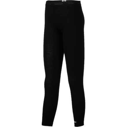 Before you take junior out into the cold for some quality one-on-one time, make sure hes geared up with warm baselayer bottoms like the BodyFit200 Leggings from Icebreaker. He might not yet know exactly what merino wool is or be able to articulate exactly how its non-itchy natural fibers regulate his body temperature, but hell remember the great time he had and want to come back out with you next weekend, which, after all, was the whole point. - $39.95