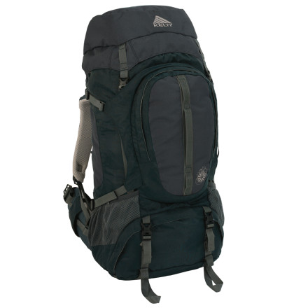 Camp and Hike If youre heading out into the wilderness for extended travel, the Kelty Womens Lakota Backpack is large enough to suit your needs. This pack holds the gear you need with a suspension system shaped to fit a womans body so you know youll be comfortable for weeks on end. - $108.47
