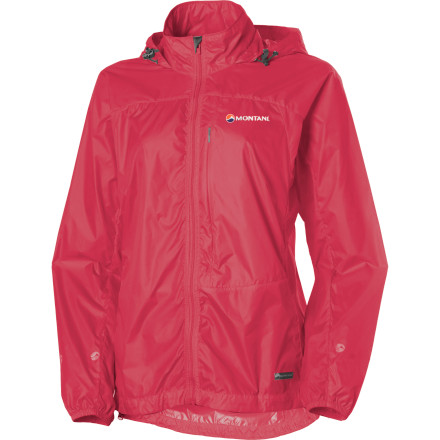 Fitness The Montane Lite-Speed Jacket weighs in at under 6oz, and it offers superior wind protection whether you're traversing a mountain ridge during high winds or running to catch the bus in town. - $28.19