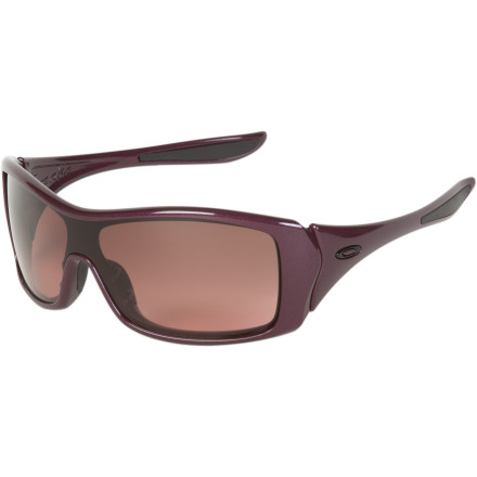 Golf Take them skiing, play a round of golf, hit the tennis court, go shopping on Rodeo Drive, or have lunch on the porch at Monks or dinner on the balcony at Mendis. The Oakley Forsake Womens Sunglasses blend style and performance so well that you can do it all without ever having to think about your eyewear. Just remember to take them off before you go to bed. - $84.50